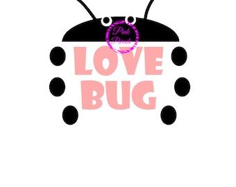 Download Love bug svg | Etsy