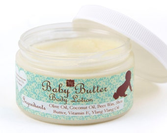 Baby Butter - Body Lotion (4oz)