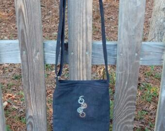 Crossbody Steampunk Bag