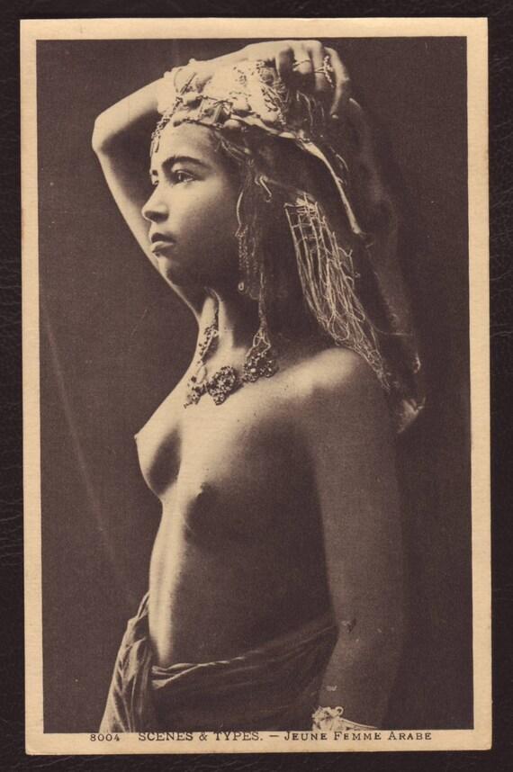 Teen Postcard Naked 108