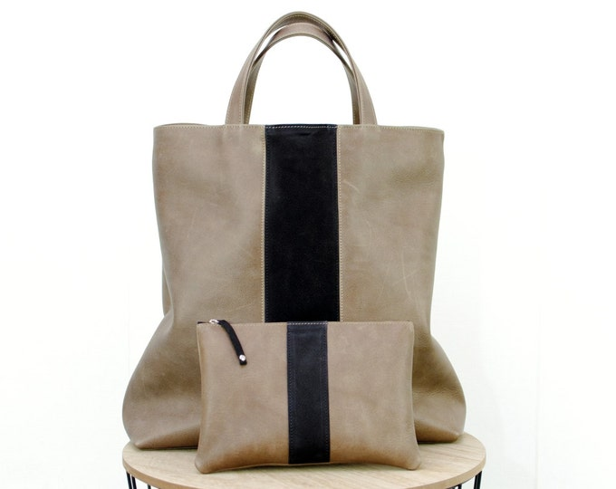 ELLIOT leather bag