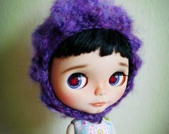 Blythe Crochet Bonnet