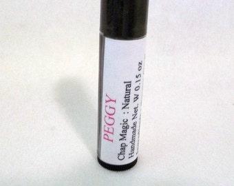 Personalized lip balm , chap stick  , lip protectant