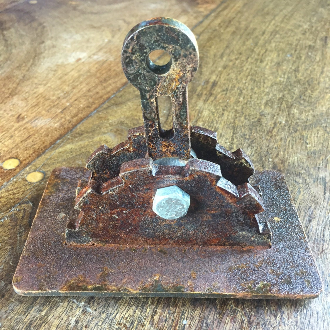 Rusted Steampunk Light Switch Cover Industrial Light Switch