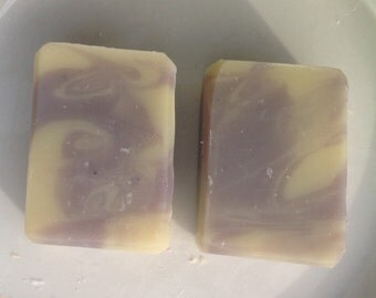 Blackberry Sage Cold Process Soap