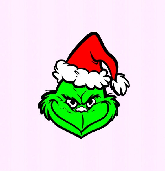 Grinch SVG,EPS Png Dxf,digital download files for Silhouette Cricut ...
