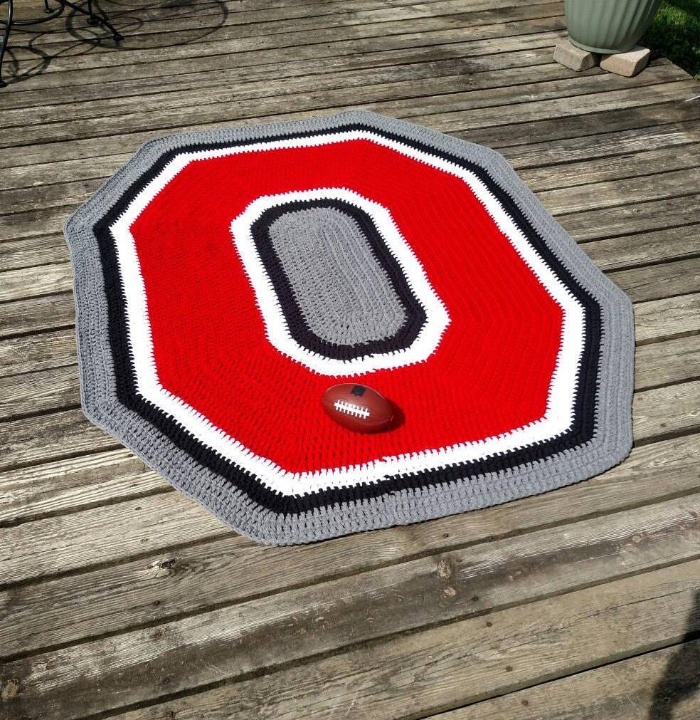 Ohio State Bathroom Decor. Ohio State Bathroom Decor University ...