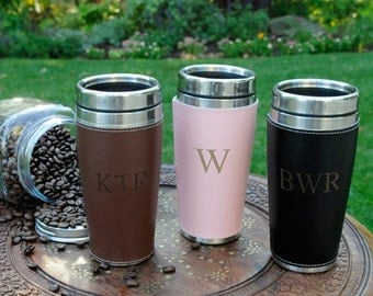 Personalized Travel Mug - Travel Coffee Mug - Travel Tumbler