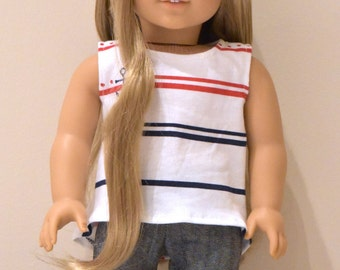 American Girl Doll TOP ONLY