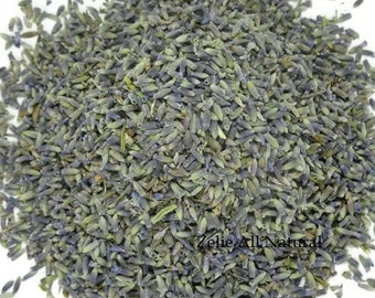 2 oz. Premium Dried Lavender Buds - Dried Lavender for Wedding Sachet - Relaxing Aromatherapy Lavender Herb Bath.