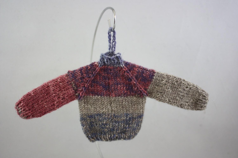 ornaments sweater ornament knit ornaments hand knit