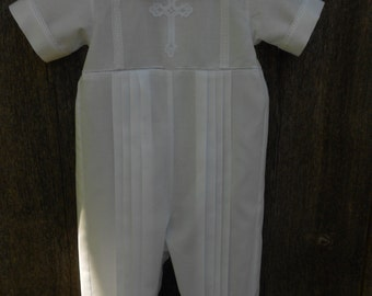 Baptism/Blessing/Christening Boy Outfit