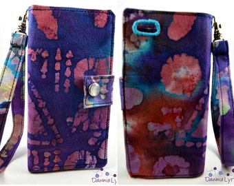 iPhone 5 / iPhone 5s Wallet Cell Phone Case - MADE TO ORDER