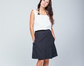 SALE** Jil Sander wrap skirt