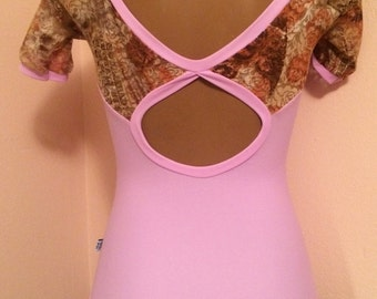 Ready to Ship. Size Adult Small - ballet leotard by Yukitard