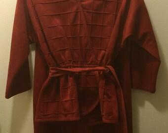 REDUCED PRICE Vincenti Dress Vintage Two Piece Skirt Set Size 8