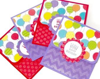 Birthday Gift Card Holder, Birthday Money Holder, Birthday Money Card, Happy Birthday Giftcard, Hand Made