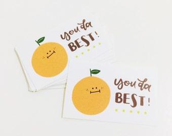 You Da Best Sticker Pack