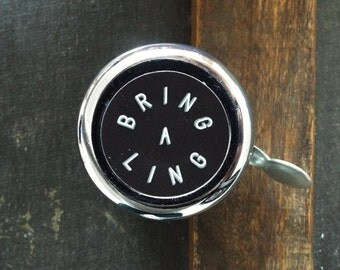 Bring-a-Ling Bicycle Bell