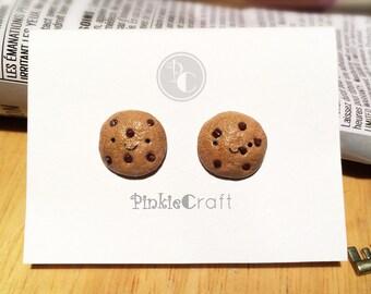 Kawaii Cookie Earrings