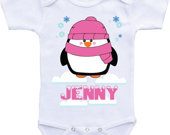 penguin onesie baby girl winter onesie winter baby girl outfits winter baby girl clothes winter baby outfits winter baby shower winter onsie