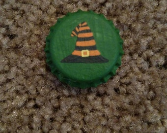 Witch's Hat Magnet