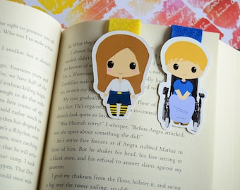 Me before you magnetic bookmark  Louisa Clarke will traynor