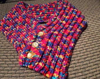 Women's neck warmer / scarf