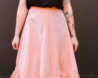 Peach Skirt - Peachy Keen!!!
