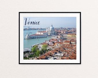 Venice Italy, Venice Photography, Venice Print, Venice Art, Italy Wall Art, Italy Print, Italy Art, Colorful Wall Art, Calligraphy, Venice
