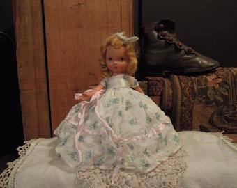 Vintage Nancy Ann Doll / Nancy Ann Story Book Doll / Vintage Nancy Ann Storybook Bisque Doll