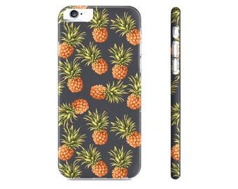 iPhone 6 Case iPhone 5 Case Galaxy S5 Case Pineapple iPhone 6 Case Girlfriend Gift iPhone 6s Case iPhone 5s Case