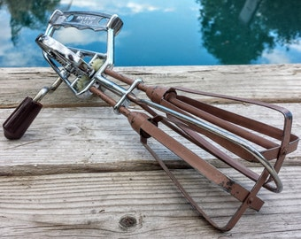 Vintage Rustic Maynard Hand Beater Egg Beater 1950s