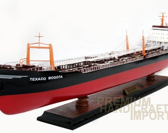 """Texaco Bogota Oil Tanker Model 32"""""""