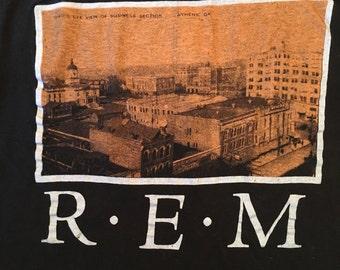 1987 R.E.M. Tour T-shirt