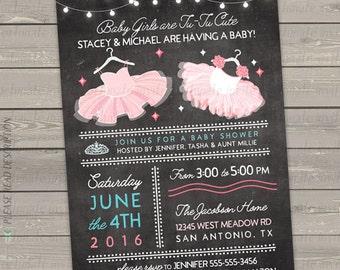 ballerina baby shower invitations printable ballet baby shower tutu baby shower invitations tutu cute baby shower