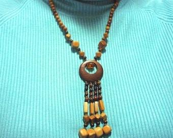 """Necklace """"Autumn"""""""