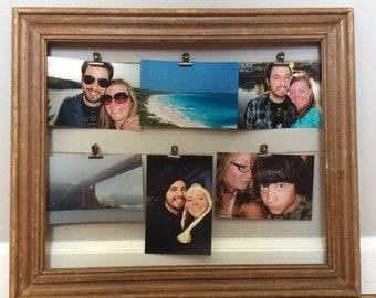 Twine Photo Display Frame