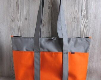 Gym Bag, Team Sports Bag, Large Tote Bag with Pockets, Training bag, Fitness bag, Duffel Bag, Weekender Bag, Beach Bag, Waterproof Yoga Bag