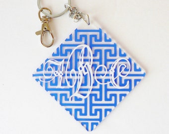 "Shop ""monogram purses"" in Keychains & Lanyards"