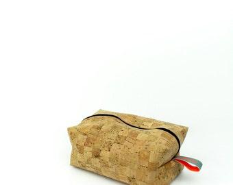 Cork Cuboid Case - hannisch