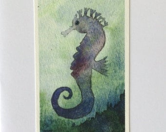 Soulful Seahorse