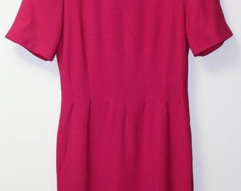 Pink Power Dress