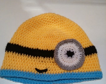 Children Hat Minions