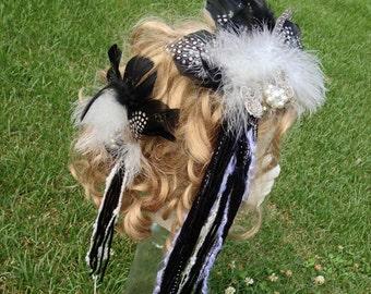 Boho/Gypsy/Festival ConVertible Hair Pieces