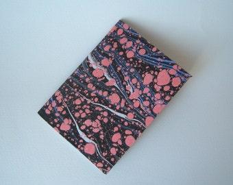 Marble notebook Travelers notebook Travelers sketchbook Travelers diary Memory book Travelers Journal  genuine diary genuine journal