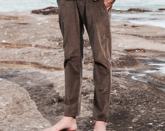 Chinos,  Men's Pants,  Long Pants,  Cotton Pants, Slim pants,  Corduroy pants