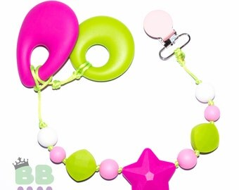 Home toy / teether / Silicon / baby