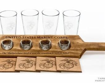 USMC Bar Set
