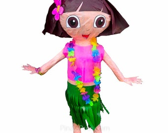 Dora the Explorer Pinata (custom)